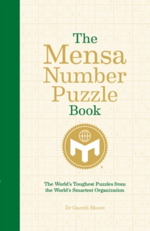 Image for The Mensa Number Puzzle Book : The World's Toughest Puzzles