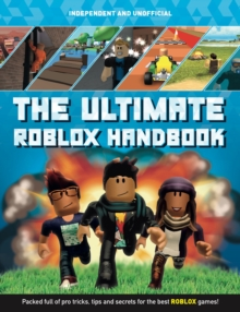 Image for The ultimate Roblox handbook  : independent and unofficial
