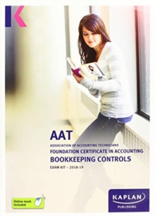 Image for BOOKKEEPING CONTROLS - EXAM KIT