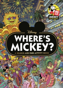 Image for Where's Mickey?