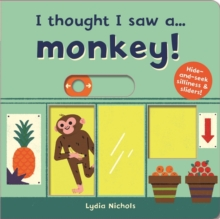 Image for I thought I saw a...monkey!