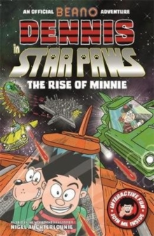 Image for Dennis in Star Paws  : the rise of Minnie