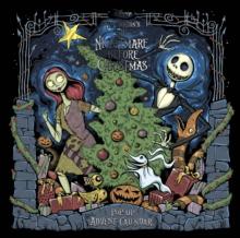 Image for Disney Tim Burton's The Nightmare Before Christmas Pop-Up Book and Advent Calendar