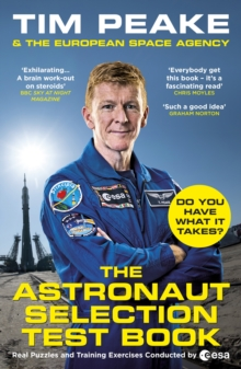 Image for The astronaut selection test book  : do you have what it takes for space?