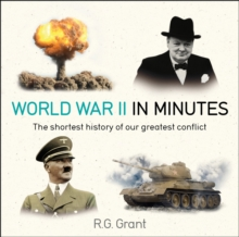 Image for World War II in minutes