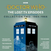Doctor Who: The Lost TV Episodes Collection Two