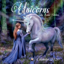 Image for Unicorns by Anne Stokes Wall Calendar 2020 (Art Calendar)