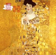 Image for Adult Jigsaw Puzzle Gustav Klimt: Adele Bloch Bauer : 1000-piece Jigsaw Puzzles