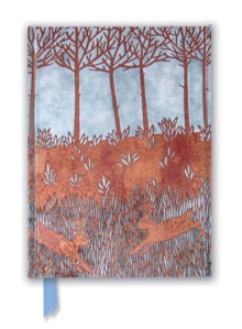 Image for Janine Partington: Copper Foil Spring Rabbits (Foiled Journal)