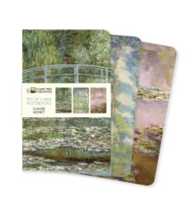 Image for Claude Monet Mini Notebook Collection