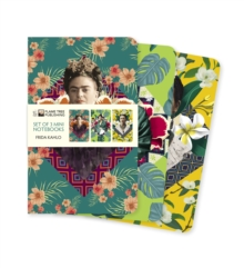 Image for Frida Kahlo Mini Notebook Collection