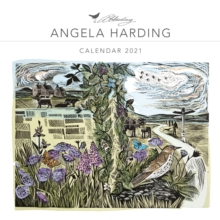 Image for Angela Harding Wall Calendar 2021 (Art Calendar)