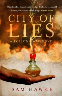 Image for City of lies