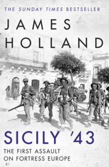 Image for Sicily '43 : The First Assault on Fortress Europe