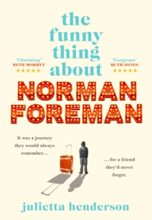 The funny thing about Norman Foreman - Henderson, Julietta