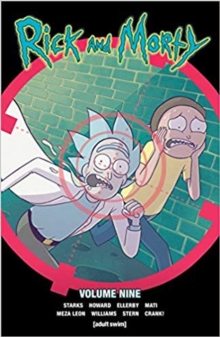Image for Rick and Morty Volume 9