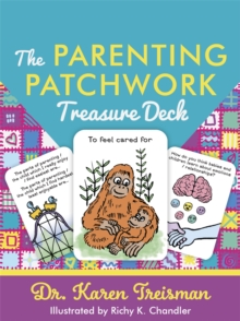 Image for The Parenting Patchwork Treasure Deck : A Creative Tool for Assessments, Interventions, and Strengthening Relationships with Parents, Carers, and Children