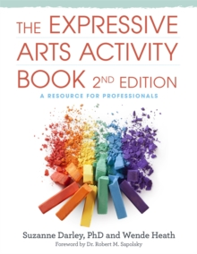 Image for The expressive arts activity book  : a resource for professionals