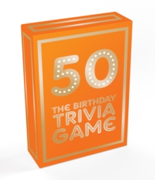 Image for 50 : The Birthday Trivia Game