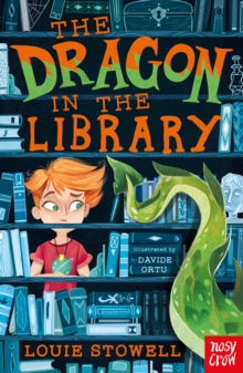 Image for The Dragon In The Library