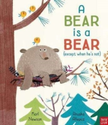 Image for A bear is a bear (except when he's not)