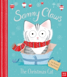 Image for Sammy Claws the Christmas cat