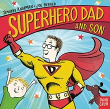 Image for Superhero dad and son