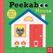 Peekaboo house - Reid, Camilla (Editorial Director)
