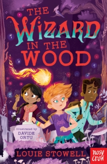 Image for The wizard in the woods