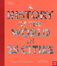 Image for A history of the world in 25 cities