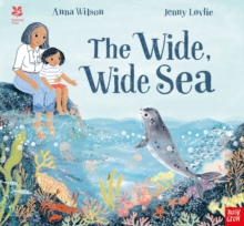 The wide, wide sea by Wilson, Anna cover image