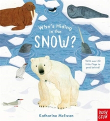 Image for Who's hiding in the snow?