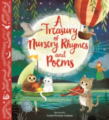 Image for A treasury of nursery rhymes and poems