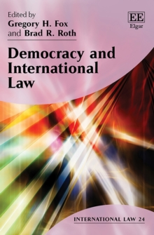 Image for Democracy and International Law