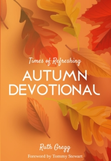 Image for Times of Refreshing : Autumn Devotional