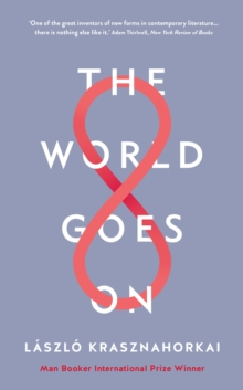 Image for The world goes on
