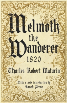 Image for Melmoth the wanderer