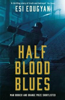 Image for Half Blood Blues