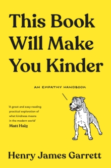 Image for This book will make you kinder  : an empathy handbook