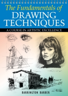 Image for The fundamentals of drawing techniques: a practical course for artists