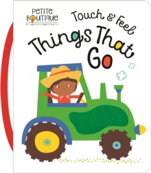 Image for Petite Boutique Touch and Feel Things That Go