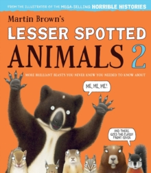 Image for Martin Brown's lesser spotted animals 2