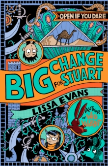 Big Change for Stuart - Evans, Lissa
