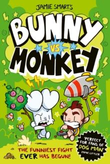 Bunny vs Monkey - Smart, Jamie