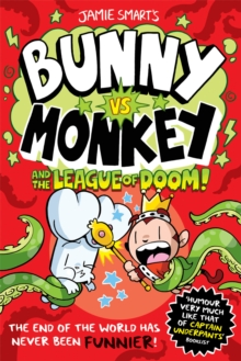 Image for Bunny vs Monkey and the League of Doom!