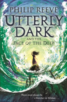 Image for Utterly Dark and the face of the deep