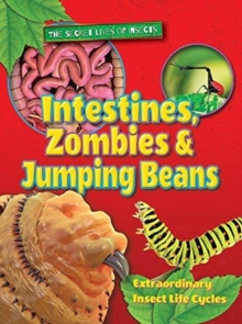 Image for Intestines, zombies & Jumping beans  : extraordinary insect life cycles