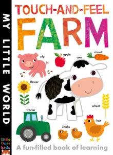 Image for Touch-and-feel farm  : a fun-filled book of learning