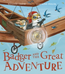 Image for Badger and the great adventure