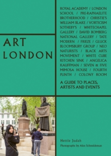 Image for Art London : A Guide to Places, Events and Artists